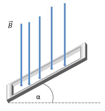 induktion magnetischer fluss elektromagnetismus. Black Bedroom Furniture Sets. Home Design Ideas