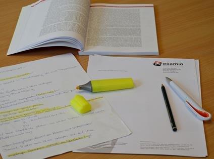 Texte Zusammenfassen Methoden Abitur Vorbereitung