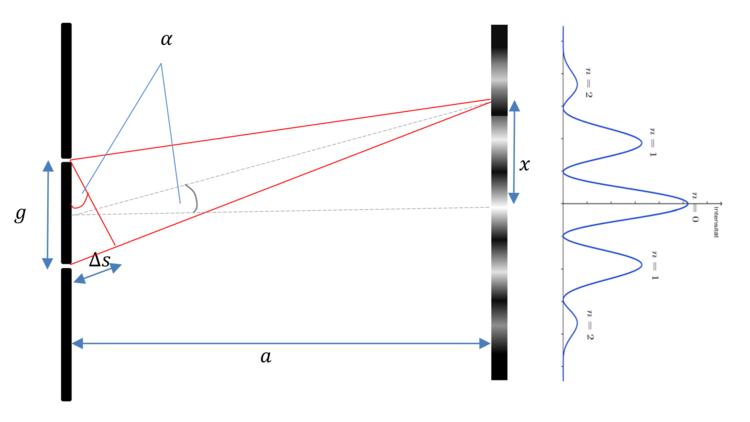 Wellenlänge Berechnen Doppelspalt : interferenz doppelspalt elektromagnetismus ~ Themetempest.com Abrechnung