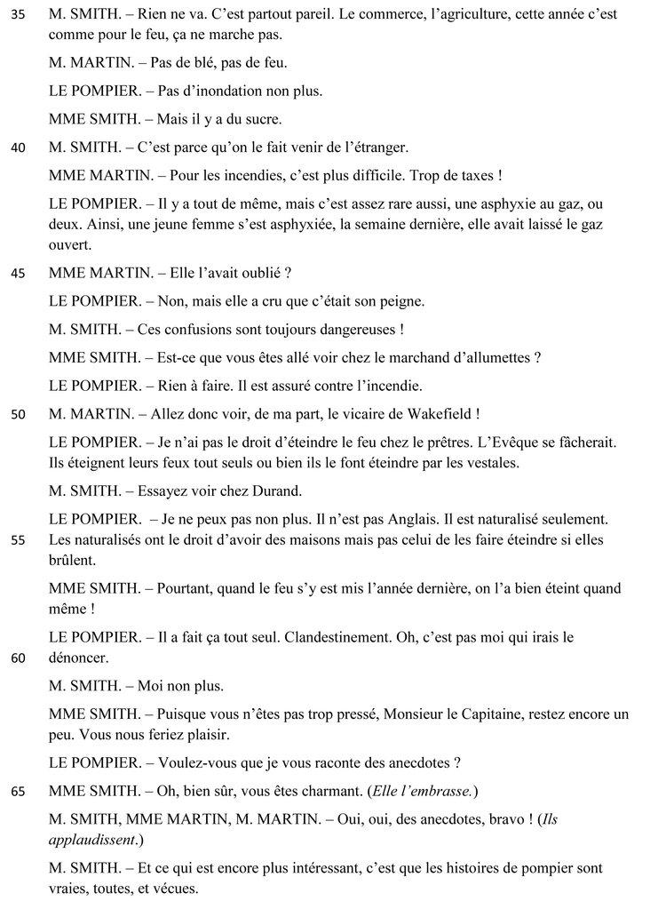 Einleitung Lintroduction Französisch Dramatik